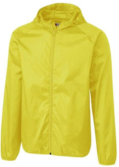 Clique Reliance Packable Jacket-S-Neon Yellow-Thread Logic