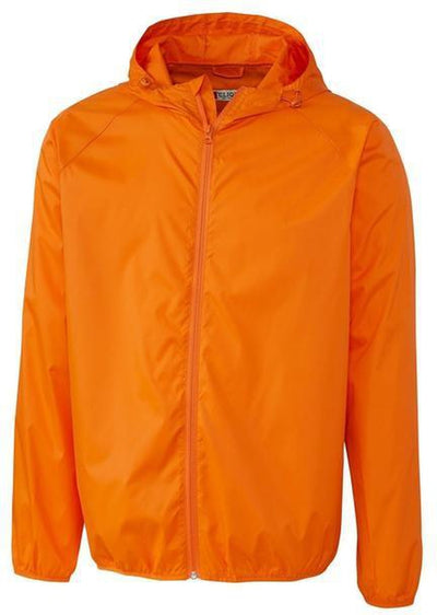Clique Reliance Packable Jacket-S-Orange-Thread Logic