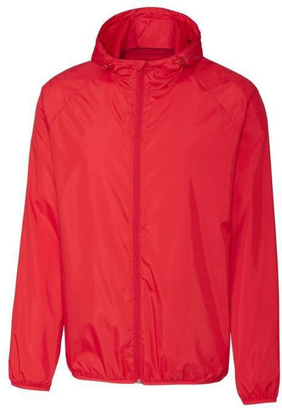 Clique Reliance Packable Jacket-S-Red-Thread Logic