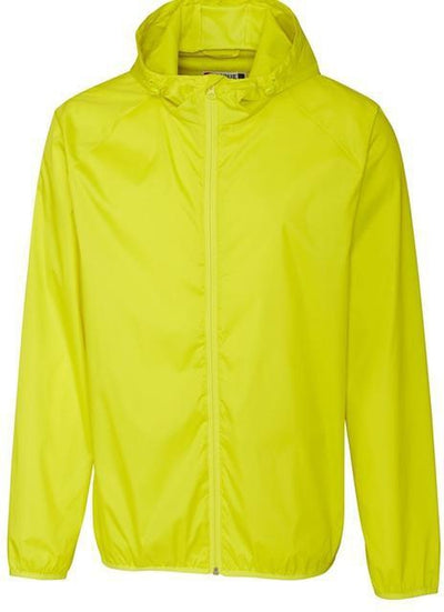 Clique Reliance Packable Jacket-S-Visibility Green-Thread Logic