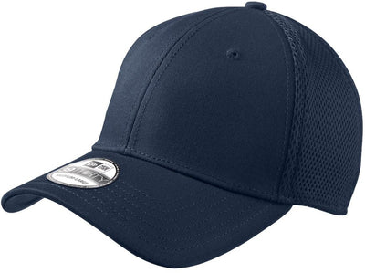 New Era Stretch Mesh Cap-L/XL-Deep Navy-Thread Logic