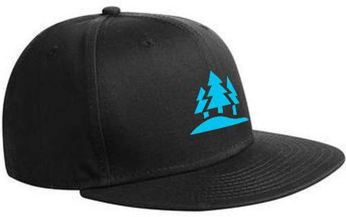 New Era Flat Bill Snapback Cap-Caps-Thread Logic