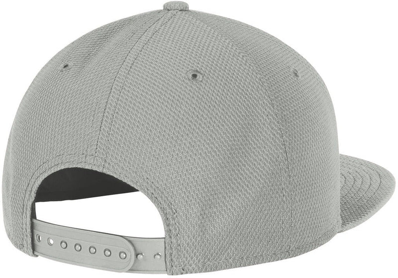 New Era Original Fit Diamond Era Flat Bill Snapback Cap-Caps-Thread Logic