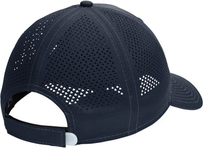 New Era Perforated Performance Cap-Thread Logic no-logo