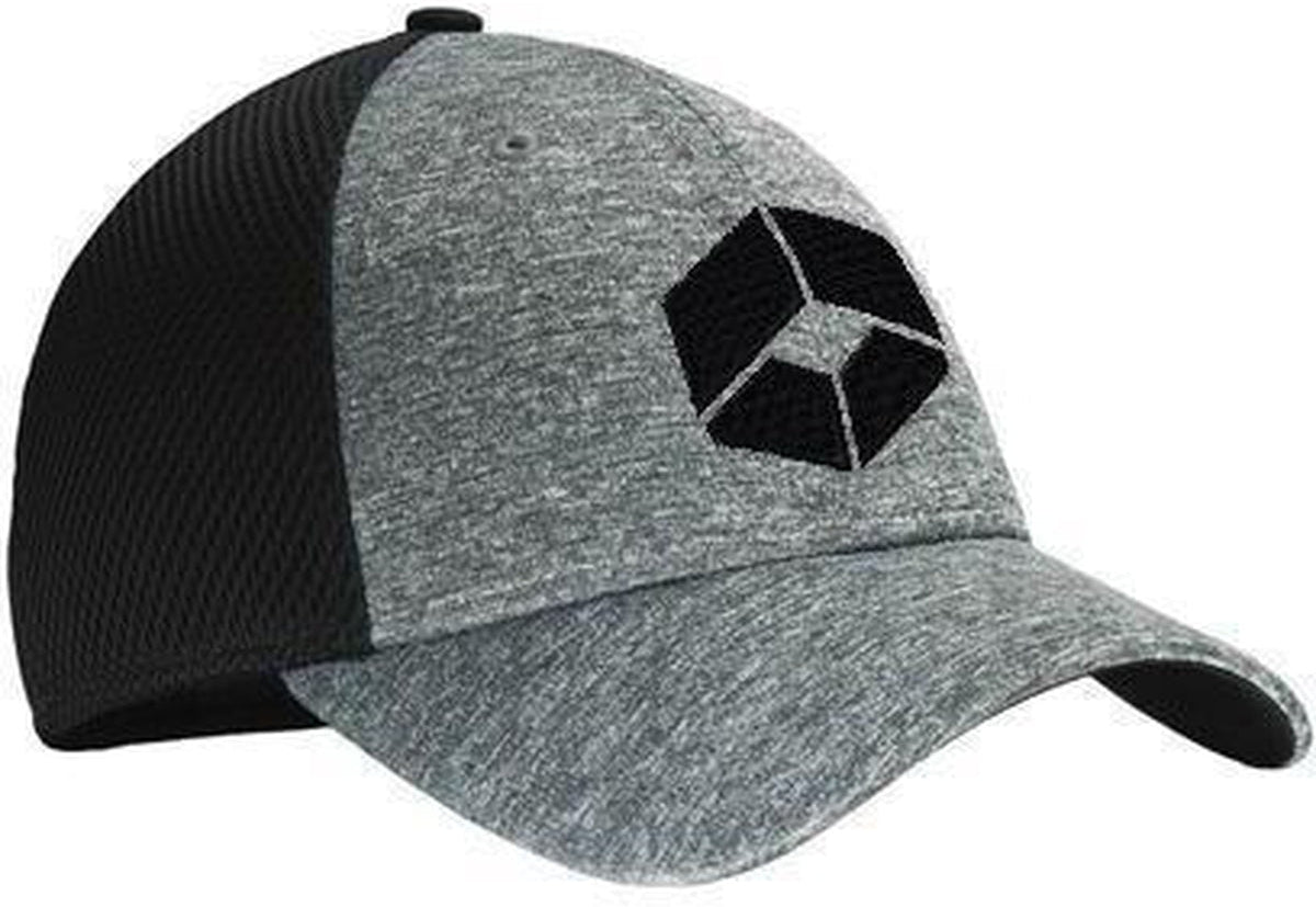 New Era Shadow Stretch Mesh Cap-Caps-Thread Logic