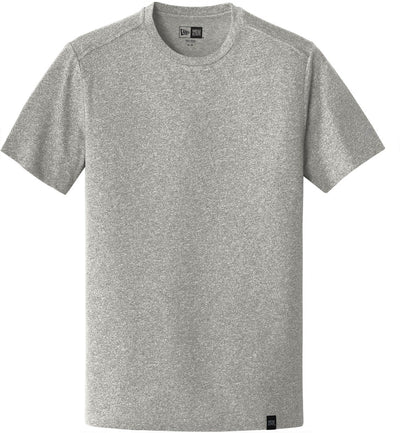 New Era Heritage Blend Crew Tee-S-Graphite-Thread Logic