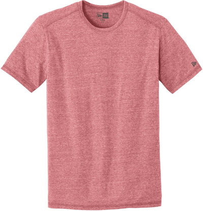 New Era Tri-Blend Performance Crew Tee-Men's T Shirts-Thread Logic