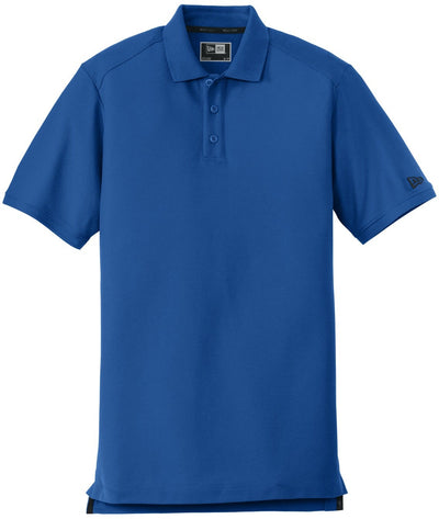 New Era Venue Home Plate Polo-S-Royal-Thread Logic