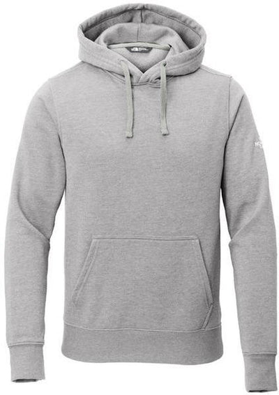 The North Face Pullover Hoodie-S-Light Grey Heather-Thread Logic