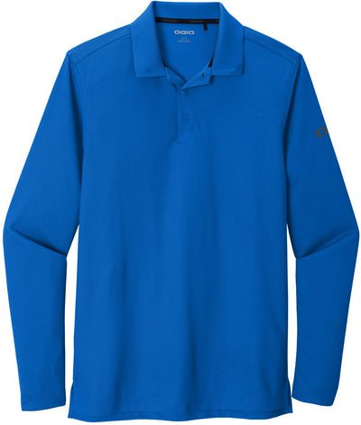 OGIO Caliber 2.0 Long Sleeve Polo