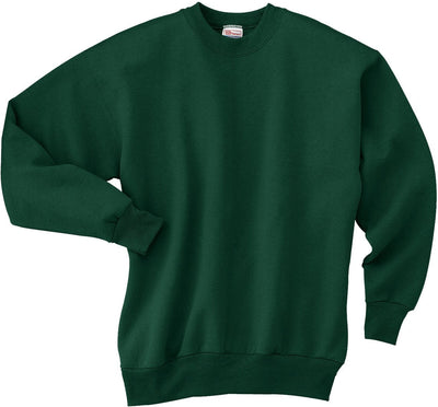 Hanes-Comfortblend Crewneck Sweatshirt-S-Deep Forest-Thread Logic