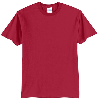 Red Core Blend Tee