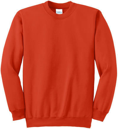 Orange Ultimate Crewneck Sweatshirt