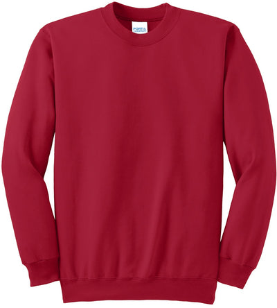 Red Ultimate Crewneck Sweatshirt