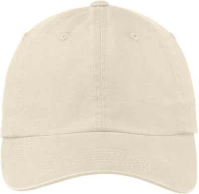 Port Authority-Garment Dyed Cap-Stone-Thread Logic