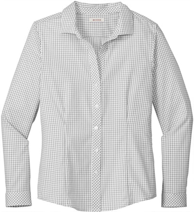 Red House Ladies Open Ground Check Non-Iron Shirt