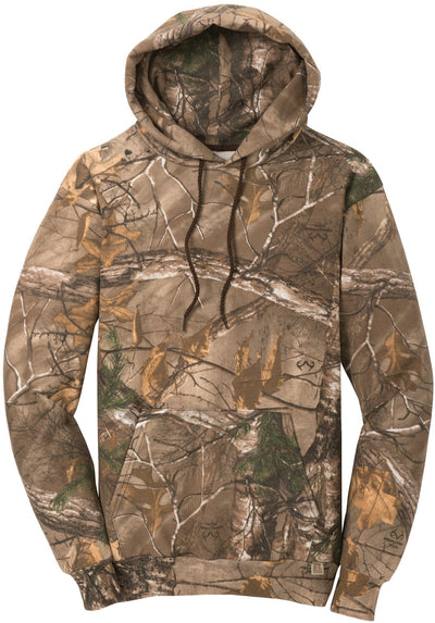 Russell-Russell Outdoors Realtree Hooded Sweatshirt-S-Thread Logic