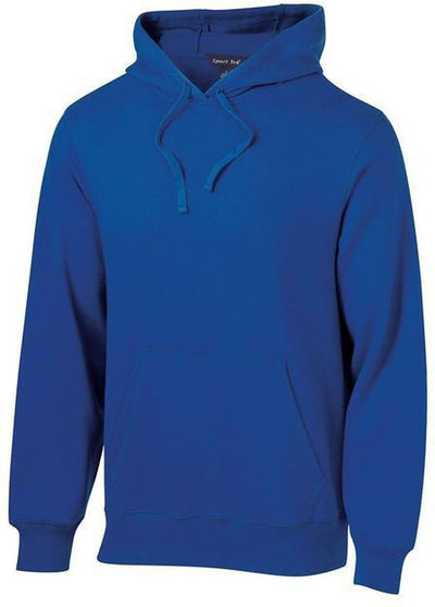 Sport Tek-Tall Pullover Hooded Sweatshirt-LT-True Royal-Thread Logic