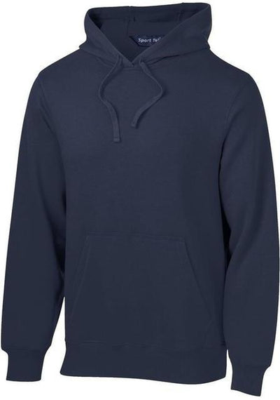 Sport Tek-Tall Pullover Hooded Sweatshirt-LT-True Navy-Thread Logic