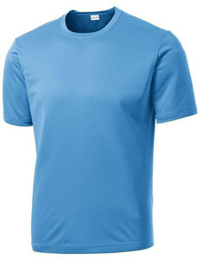 Sport Tek-Tall PosiCharge Competitor Tee-LT-Carolina Blue-Thread Logic