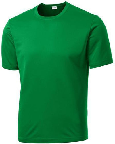 Sport Tek-Tall PosiCharge Competitor Tee-LT-Kelly Green-Thread Logic