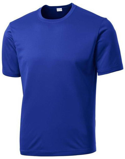 Sport Tek-Tall PosiCharge Competitor Tee-LT-True Royal-Thread Logic