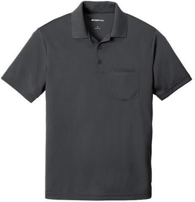 Sport-Tek PosiCharge RacerMesh Pocket Polo