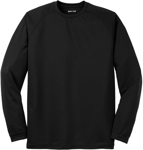 Sport-Tek Dry Zone Long Sleeve Raglan T-Shirt