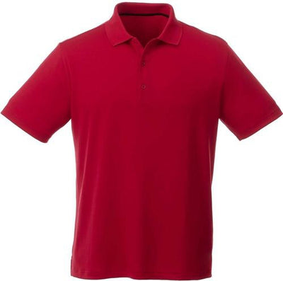 Elevate-OTIS Short Sleeve Polo-S-Team Red-Thread Logic