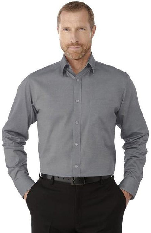 Elevate-Cromwell Long Sleeve Dress Shirt-Thread Logic