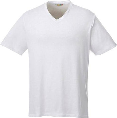 Elevate-CANYON Short Sleeve Tee-S-White-Thread Logic