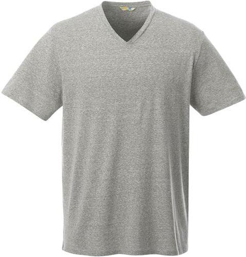 Elevate-CANYON Short Sleeve Tee-S-Heather Grey-Thread Logic