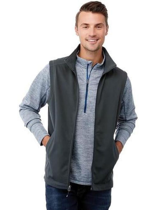 Elevate-BOYCE Knit Vest-S-Grey Storm-Thread Logic