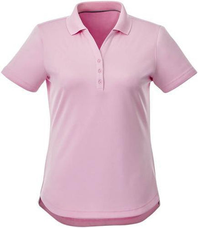 Elevate-Ladies OTIS Short Sleeve Polo-S-Pink Zircon-Thread Logic