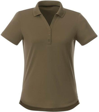 Elevate-Ladies OTIS Short Sleeve Polo-S-Loden-Thread Logic no-logo