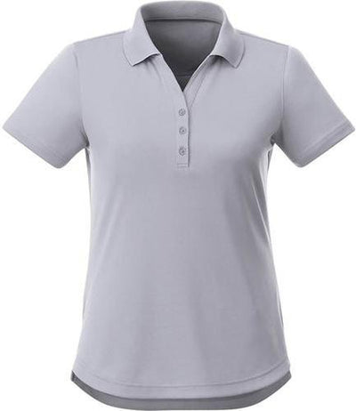 Elevate-Ladies OTIS Short Sleeve Polo-S-Quarry-Thread Logic