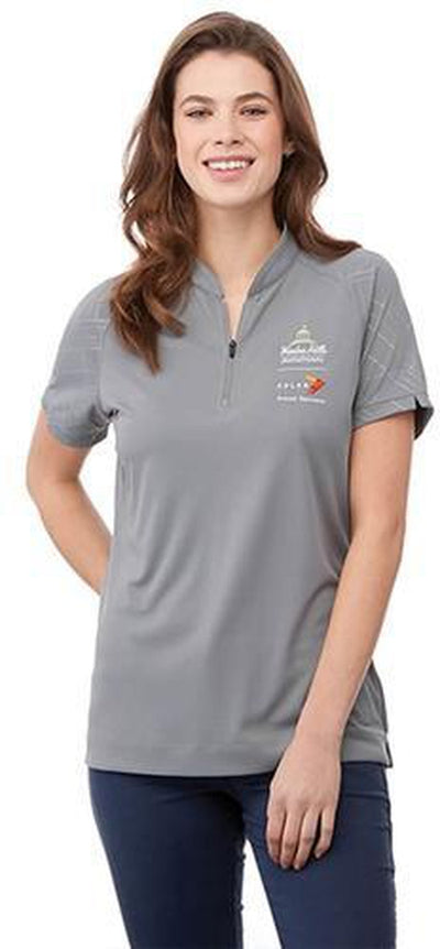 Elevate-Ladies HAKONE Short Sleeve Polo-Thread Logic