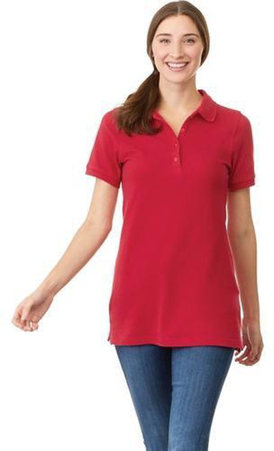 Elevate-Ladies BELMONT Short Sleeve Polo-Thread Logic