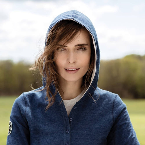 Ladies Roots73 Southlake Hoody-Thread Logic