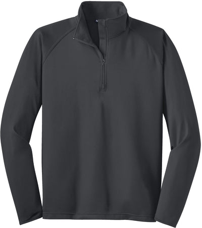 Tall Sport Wick Stretch 1/2 Zip