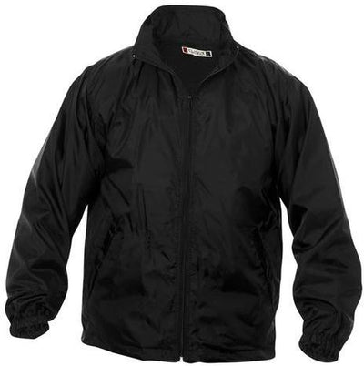 Clique Windon Windbreaker Jacket-S-Black-Thread Logic