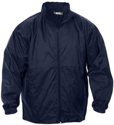 Clique Windon Windbreaker Jacket-S-Navy-Thread Logic