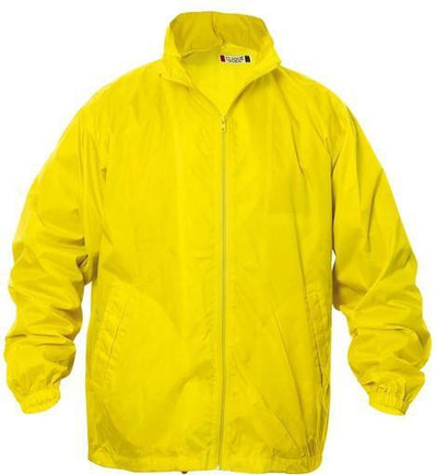 Clique Windon Windbreaker Jacket-S-Neon Yellow-Thread Logic
