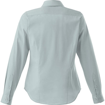Elevate-Ladies WILSHIRE Long Sleeve Dress Shirt-Thread Logic no-logo