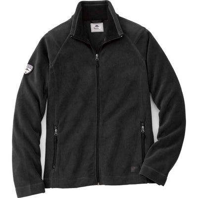 Roots73 Deerlake Microfleece Jacket-S-Black-Thread Logic