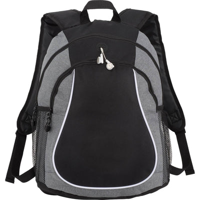 Elevate-Coil Backpack-Graphite-Thread Logic