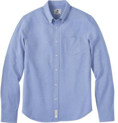 Roots73 Baywood Long Sleeve-S-Solace Blue-Thread Logic