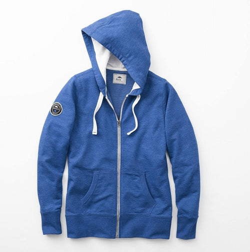 Ladies Roots73 Sandylake Full Zip Hoody