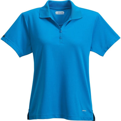 Elevate-Ladies MORENO Short Sleeve Polo-XS-Olympic Blue-Thread Logic