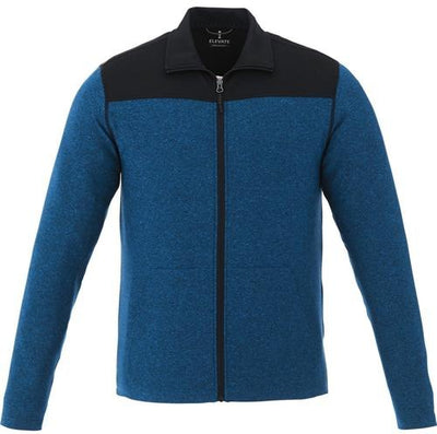 Elevate-PERREN Jacket-S-Olympic Blue Heather-Thread Logic